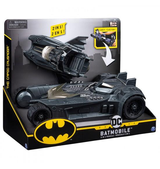 BATMAN BATMOBILE A BATLOĎ PRE FIG 10cm