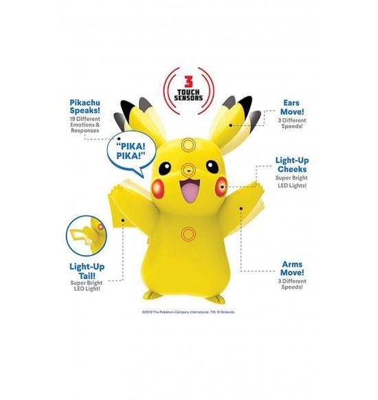 Pokémon figúrky Deluxe Pikachu