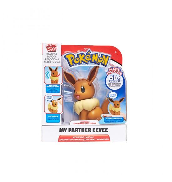 Pokémon figúrky Deluxe- Eeve