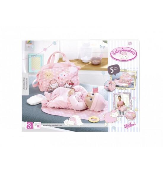 Baby Annabell® Batoh na prebalovanie