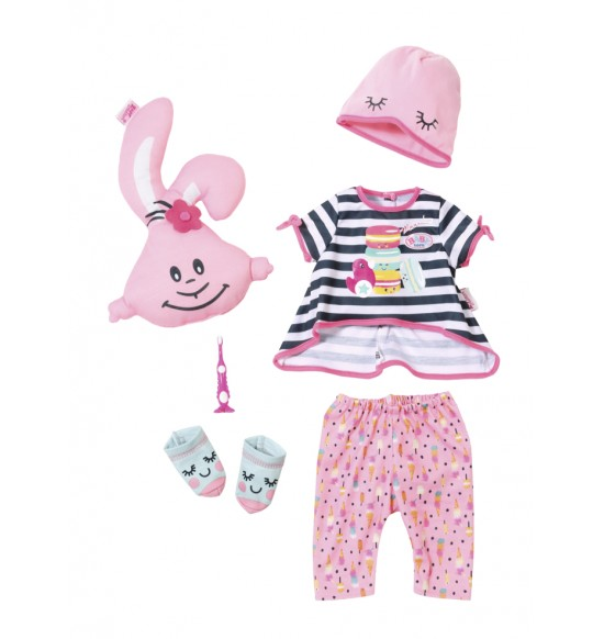BABY born® Deluxe Pyžamko a doplnky