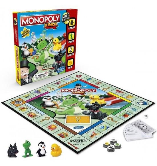 Monopoly Junior SK