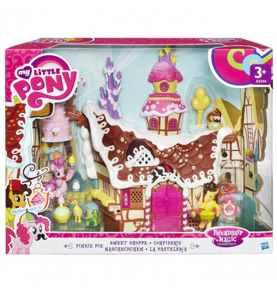 MLP FIM COLLECTABLE STORY PACK