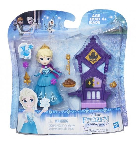 FRZ Mini bábika s doplnkami AST