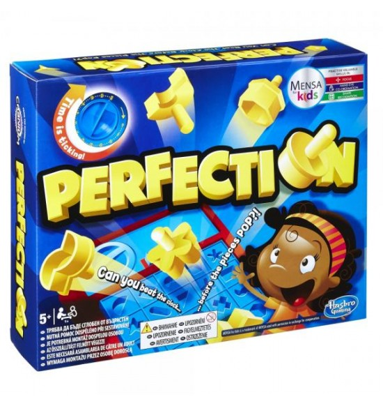 Spol. hra pre deti Perfection