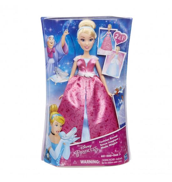 DPR Princezná Popoluška s magickými šatami