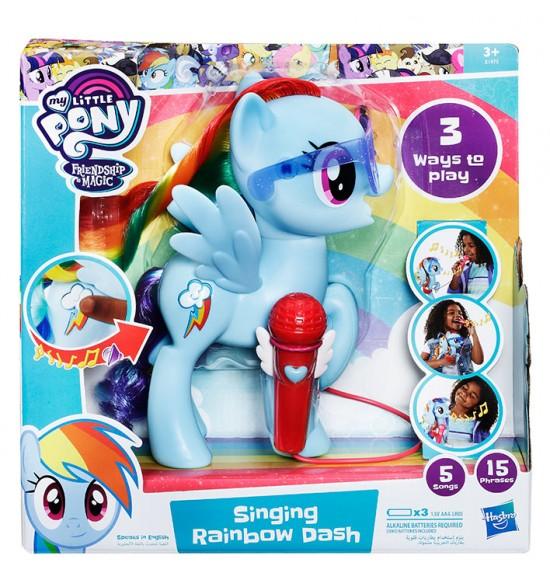 MLP Spievajúci Rainbow Dash