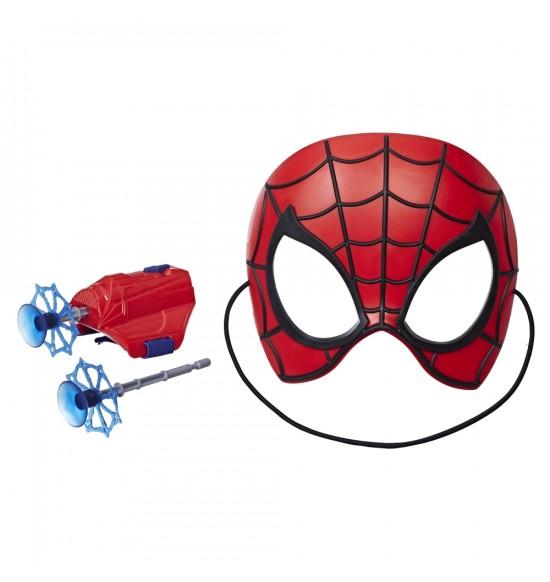 SPD Maska a výstroj s projektilmi ast