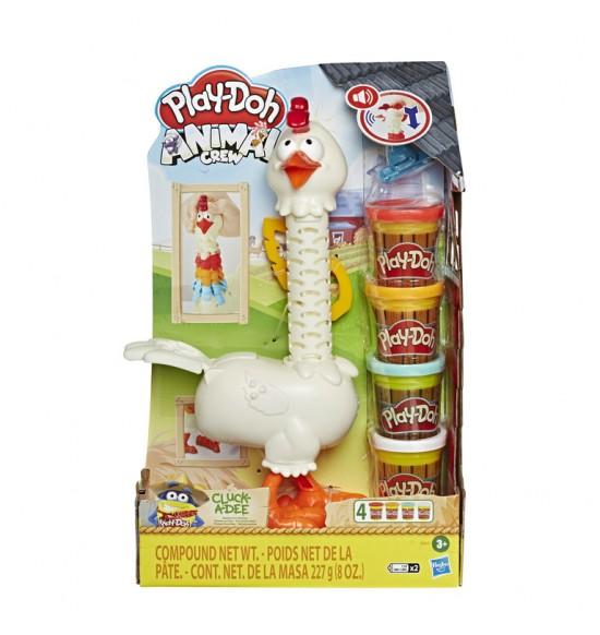 Play-Doh Animals  Kvokajúce kura