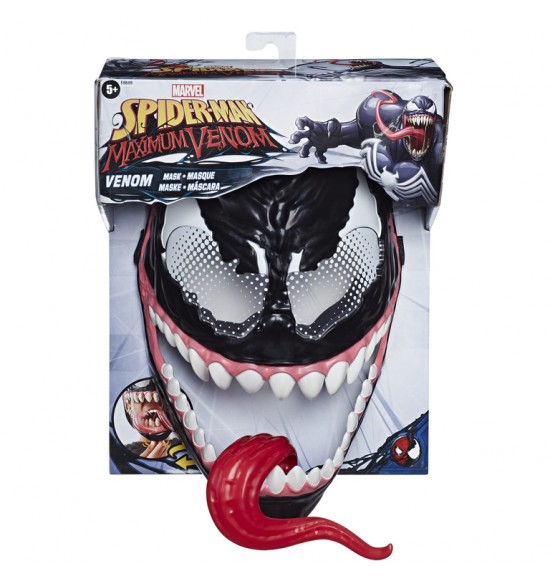 Spiderman Maximum Venom maska