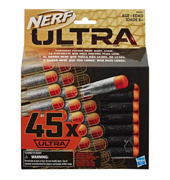 NERF ULTRA 45 šípok
