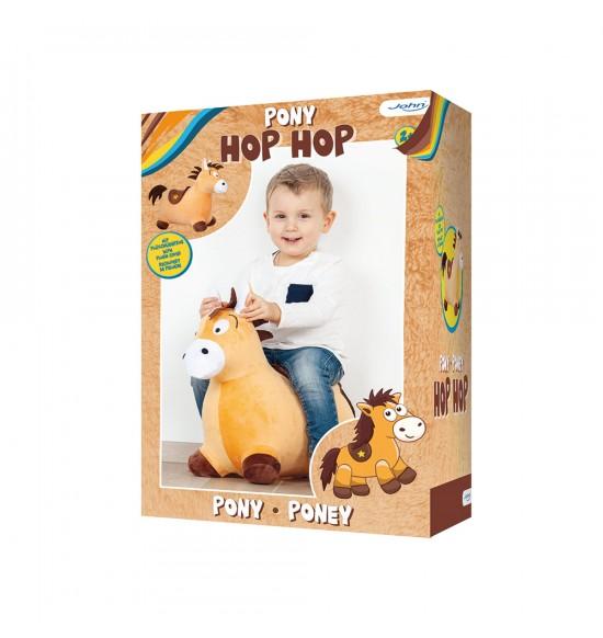 Hopsadlo poník s poťahom