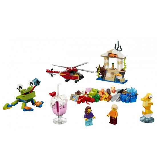 LEGO  10403 Svetová zábava