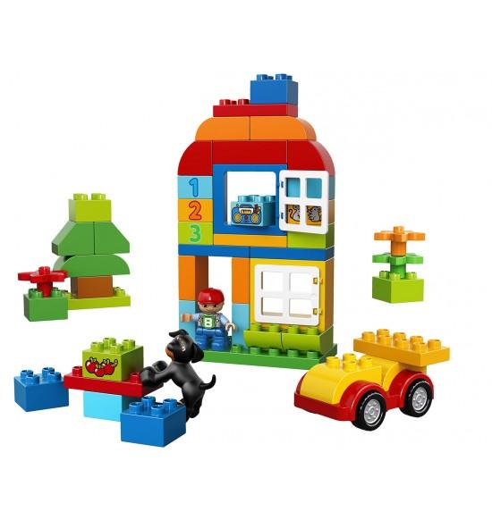 LEGO DUPLO 10572 LEGO DUPLO Box plný zábavy