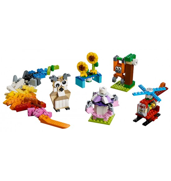 LEGO  10712 Kocky a ozubené kolieska
