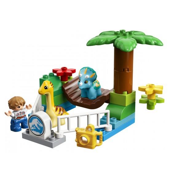LEGO DUPLO 10879 Nežní obri v Zoo