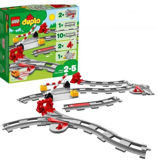 LEGO DUPLO 10882 Koľajnice