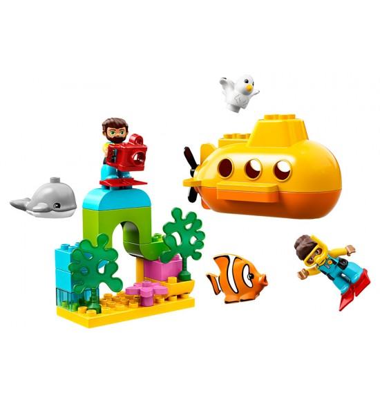 LEGO DUPLO 10910 Dobrodružstvo v ponorke