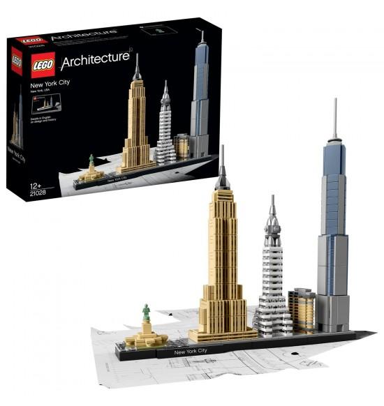 LEGO Architekt 21028 New York City