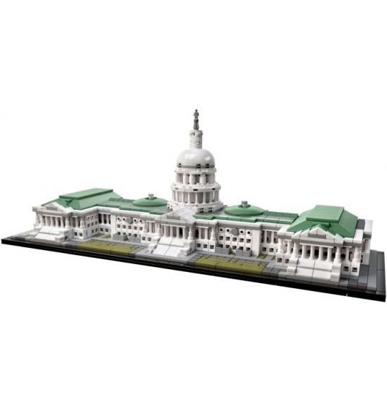 LEGO Architekt 21030 Kapitol Spojených štátov amerických