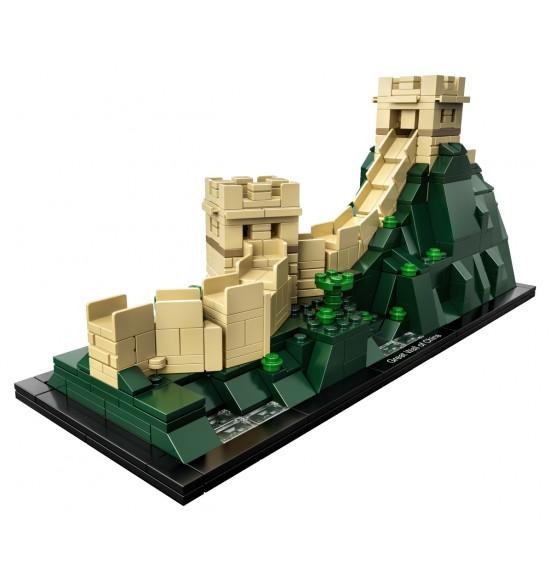 LEGO Architekt 21041 Veľký čínsky múr