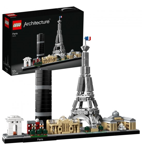 LEGO Architekt 21044 Paríž