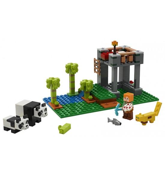 LEGO 21158 Škôlka pre pandy