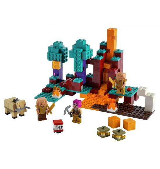 LEGO 21168 Podivný les