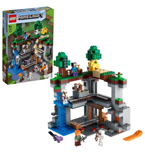 LEGO 21169 Prvé dobrodružstvo