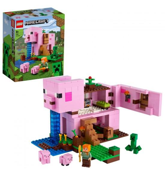 LEGO 21170 Prasací domček