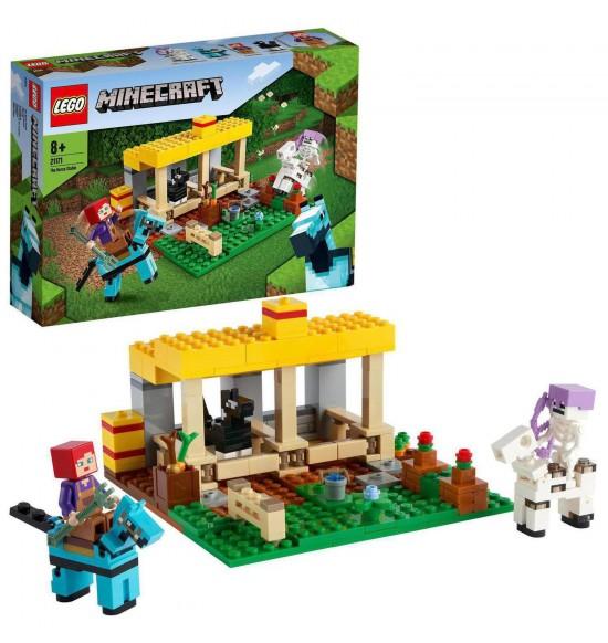 LEGO 21171 Konská stajňa