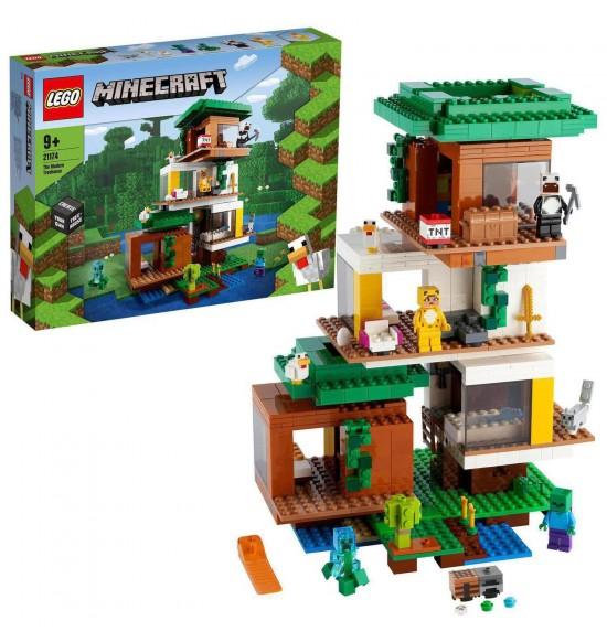 LEGO 21174 Moderný domček na strome