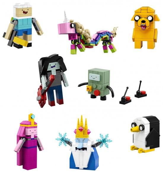 LEGO 21308 Čas na dobrodružstvo
