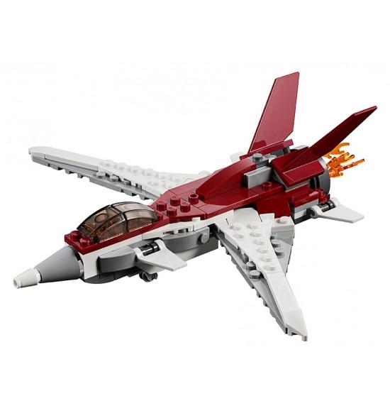 LEGO Creator 31086 Futuristický letún