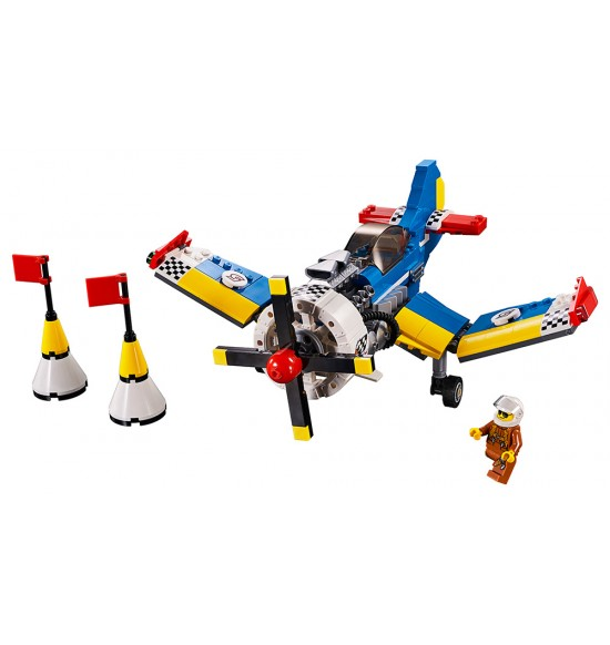 LEGO Creator 31094 Pretekárske lietadlo