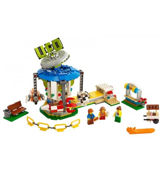 LEGO Creator 31095 Jarmočný kolotoč