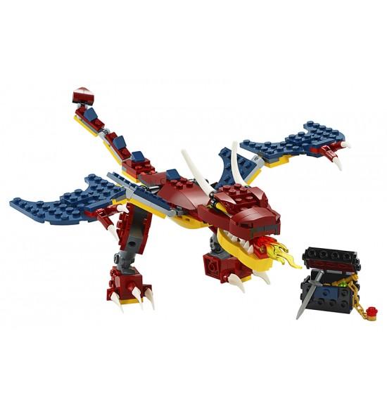 LEGO 31102 Ohnivý drak