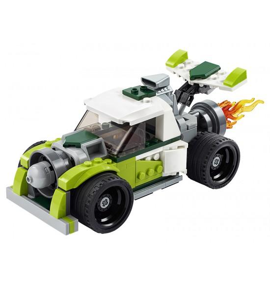 LEGO 31103 Auto s raketovým pohonom