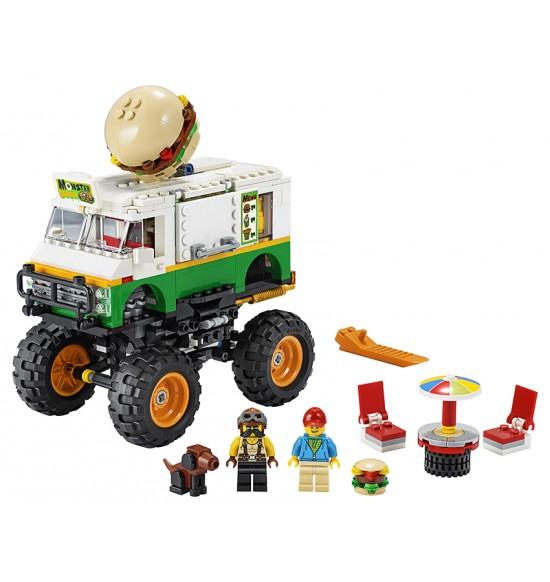 LEGO 31104 Hamburgerový monster truck