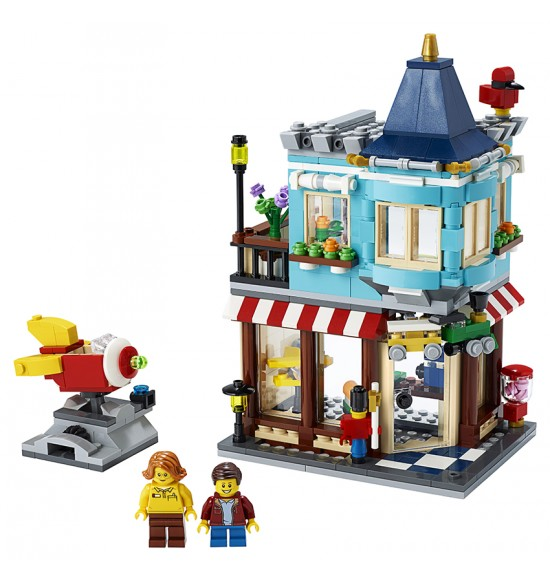 LEGO 31105 Hračkárstvo v centre mesta