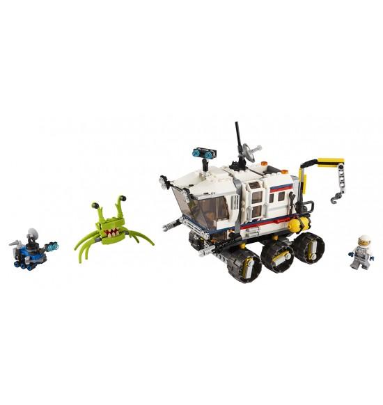 LEGO 31107 Vesmírne prieskumné vozidlo