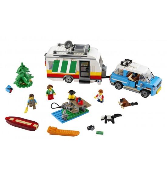LEGO 31108 Rodinná dovolenka v karavane