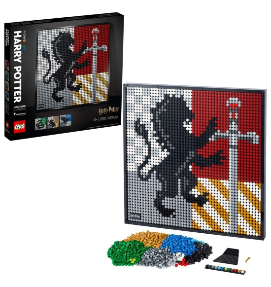 LEGO 31201 Harry Potter™ Erby Rokfortu