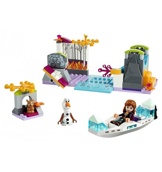 LEGO 41165 Anna a výprava na kanoe
