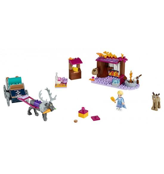 LEGO 41166 Elsa a dobrodružstvo s povozom