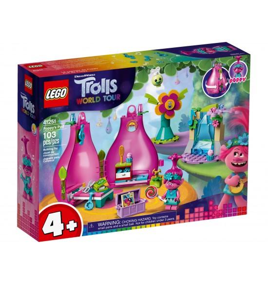 LEGO 41251 Poppy a jej domček