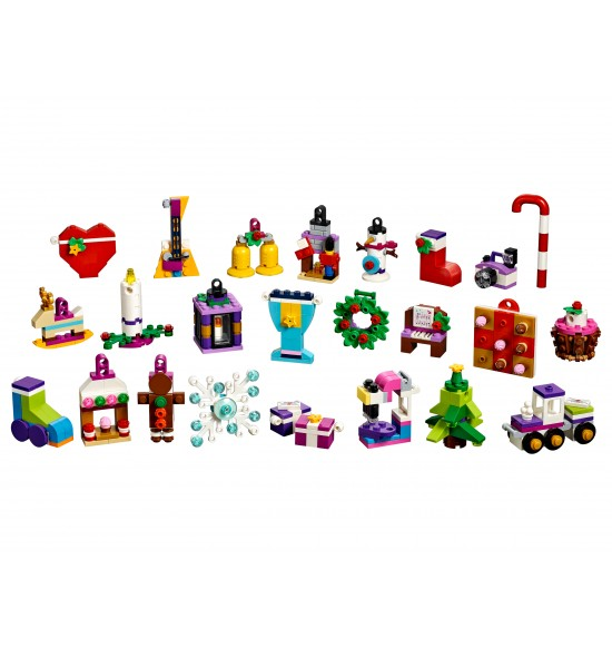 LEGO Friends 41353 Adventný kalendár LEGO® Friends