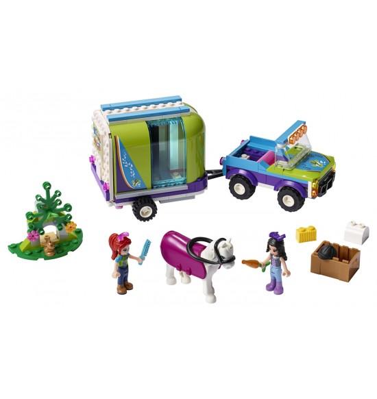 LEGO Friends 41371 Mia a jej príves pre kone