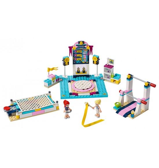 LEGO Friends 41372 Stephanie a jej gymnastická show