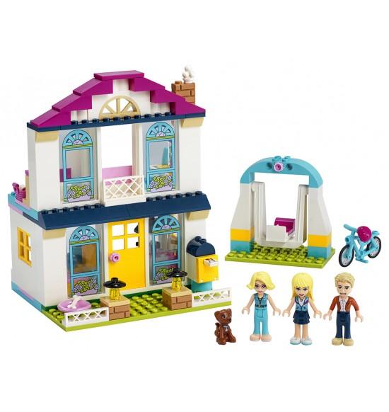 LEGO 41398 Stephanie a jej dom 4+
